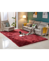 faux sheepskin carpet